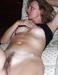 old wife hairy cream pie