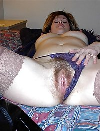 hairy wife gets multiple creampies from husband