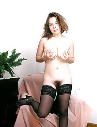 wife showed her hairy pussy erotic story