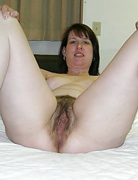 my bbw hairy wife has a very big clit i can jerk it