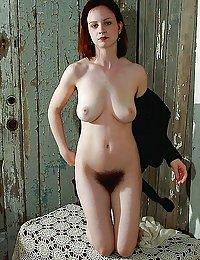 hairy amateur wife nude