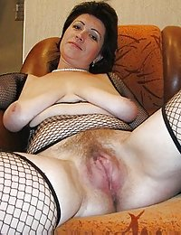 hairy wife gets felt up