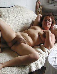pinup hairy pussy wife