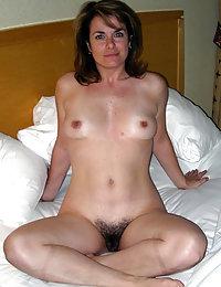 wife brings home hairy girlfriend