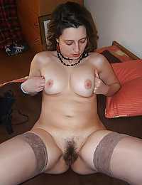 forced hairy wife