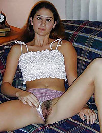 hd hairy wife creampie
