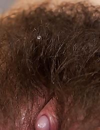 Hairy Amateur Pussy